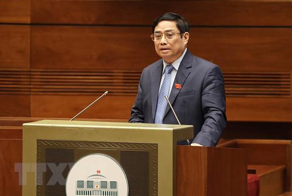 Thủ tướng Phạm Minh Chính: Quyết tâm đẩy lùi dịch bệnh, hoàn thành thắng lợi các mục tiêu, nhiệm vụ phát triển KTXH
