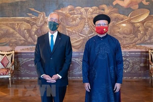 Bồ Đào Nha mong muốn phát triển quan hệ hợp tác với Việt Nam