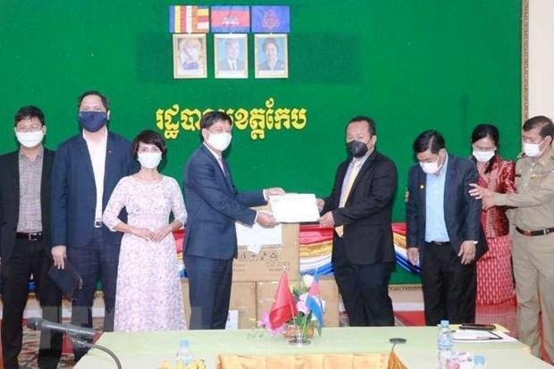 Tăng cường công tác bảo hộ công dân, hỗ trợ người gốc Việt ở Campuchia