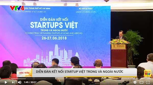 Kết nối Startup Việt trong và ngoài nước